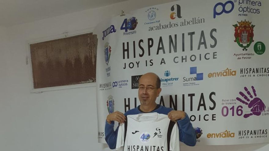 Pepe Rizo, nuevo entrenador de Hispanitas Petrer