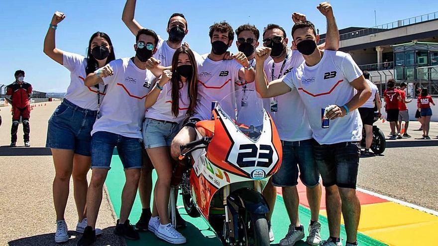 Medi TV descubre el prototipo de moto eléctrica 'made in la UJI'