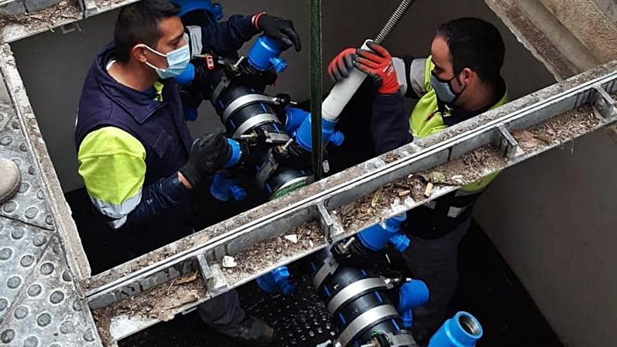 El Ciclo Integral investiga cómo mejorar el sabor del agua del grifo