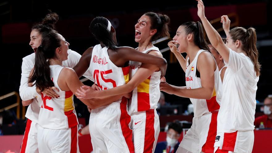 Una sensacional España se venga de la campeona europea