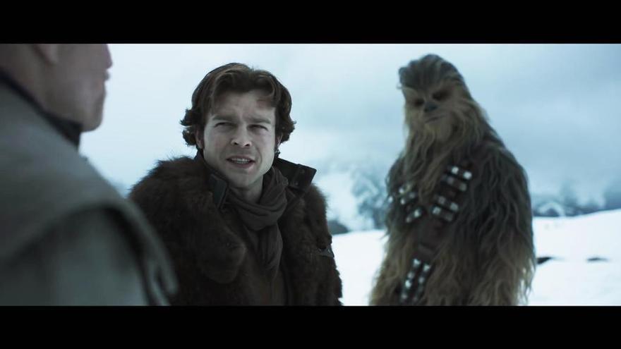 «Han Solo» repeteix al capdamunt de la taquilla espanyola