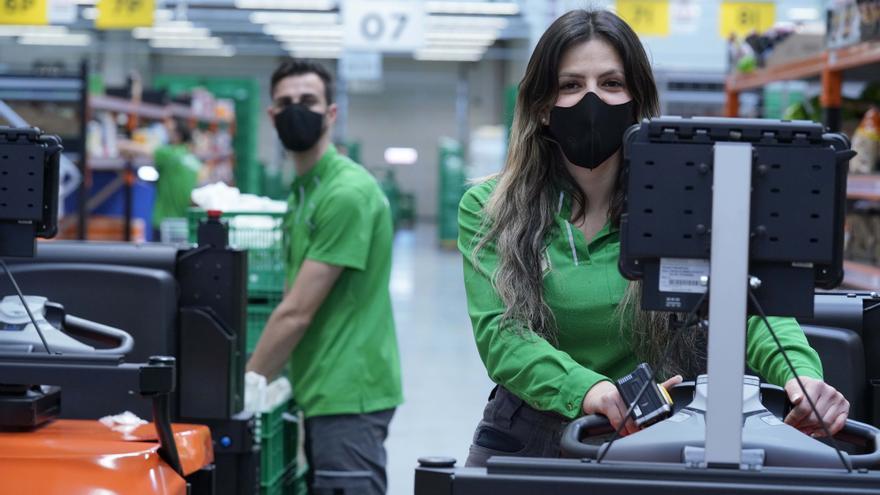 Mercadona reduce el consumo energético en sus supermercados