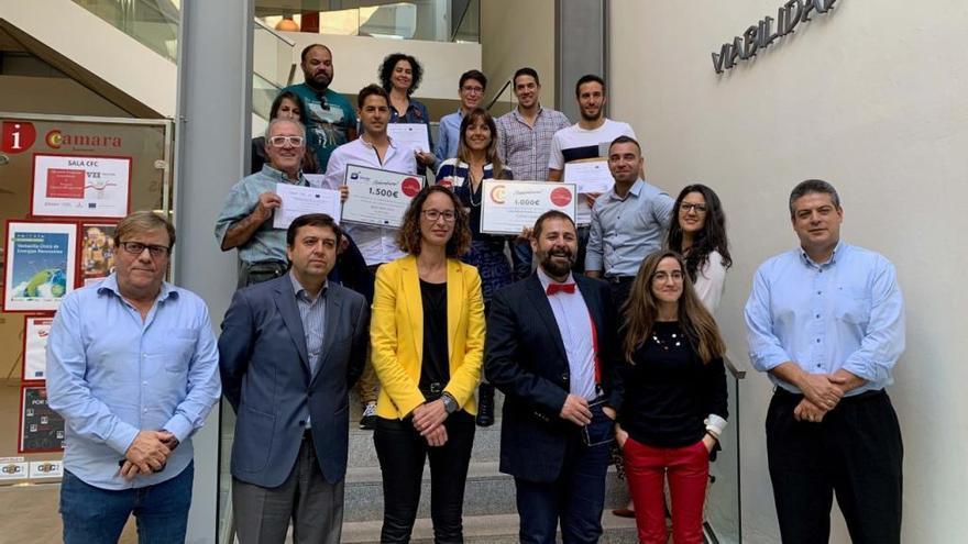 La plataforma 'on line' para reducir el estrés Calma Campus, premio Lanzarotemprende