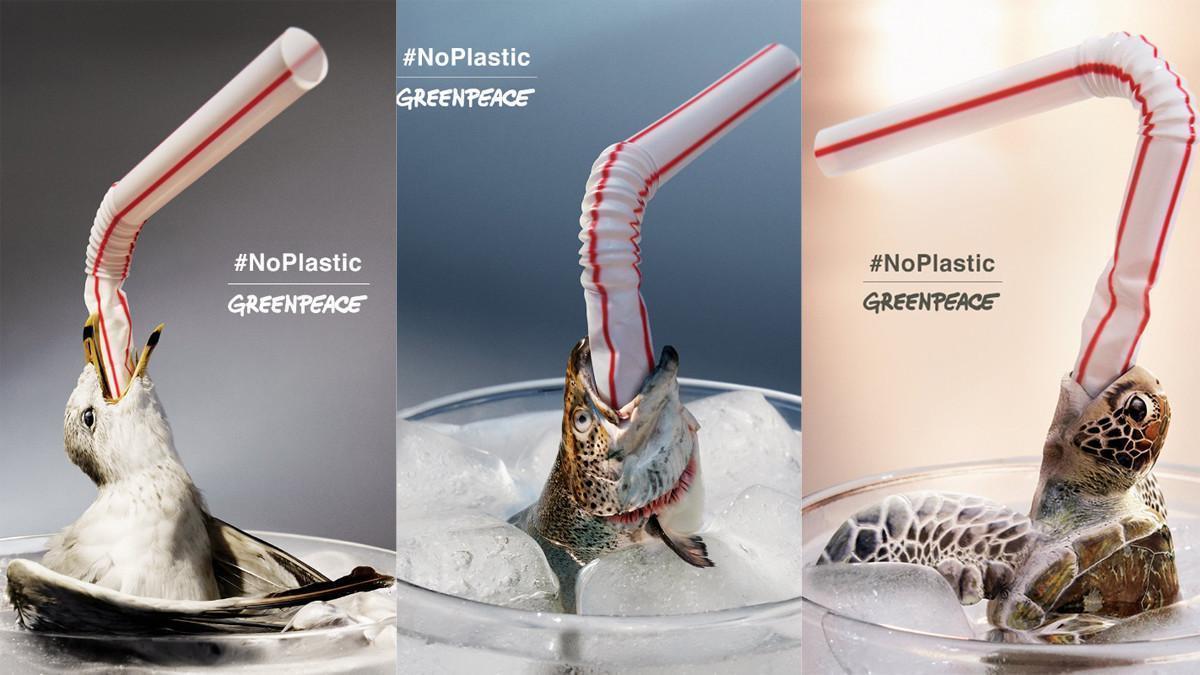 En España se consumen cada día 13 millones de pajitas de plástico