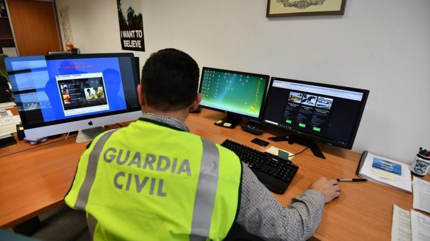 Pontevedra cierra el verano con un aumento del 20% en el número de delitos telemáticos