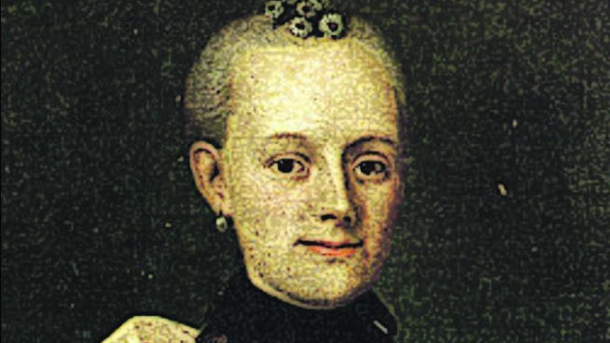 Una 'influencer' pionera en el siglo XVIII