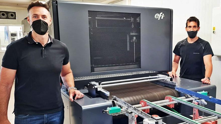 Baldocer adquiere dos impresoras digitales híbridas para cerámica