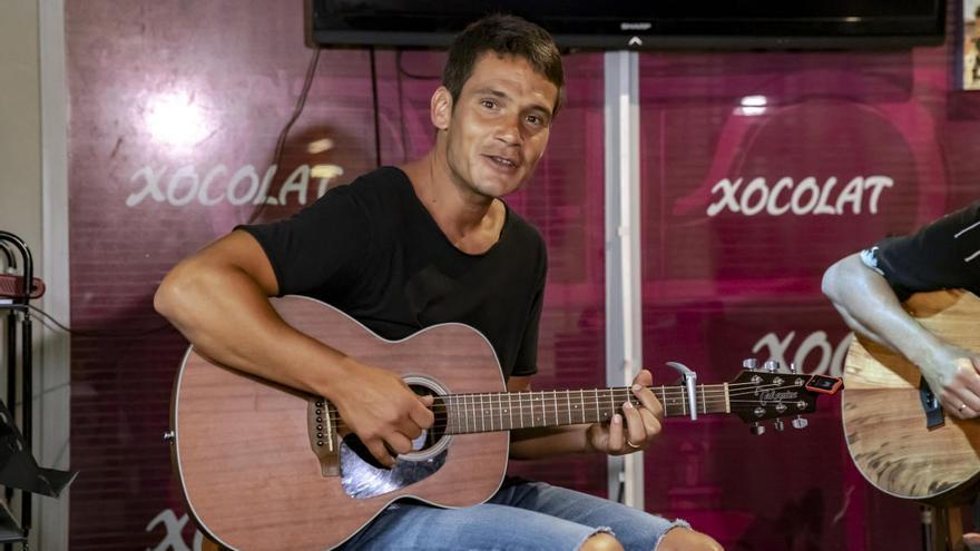Bruno Sotos ofrecerá un recital en Santanyí en septiembre