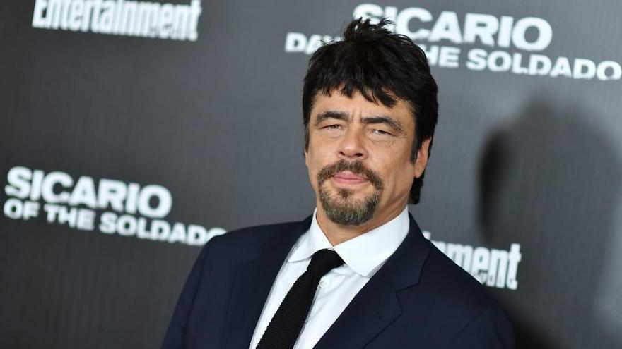 """Del Toro: """"No hay palabras para describir el horror de la frontera"""""""