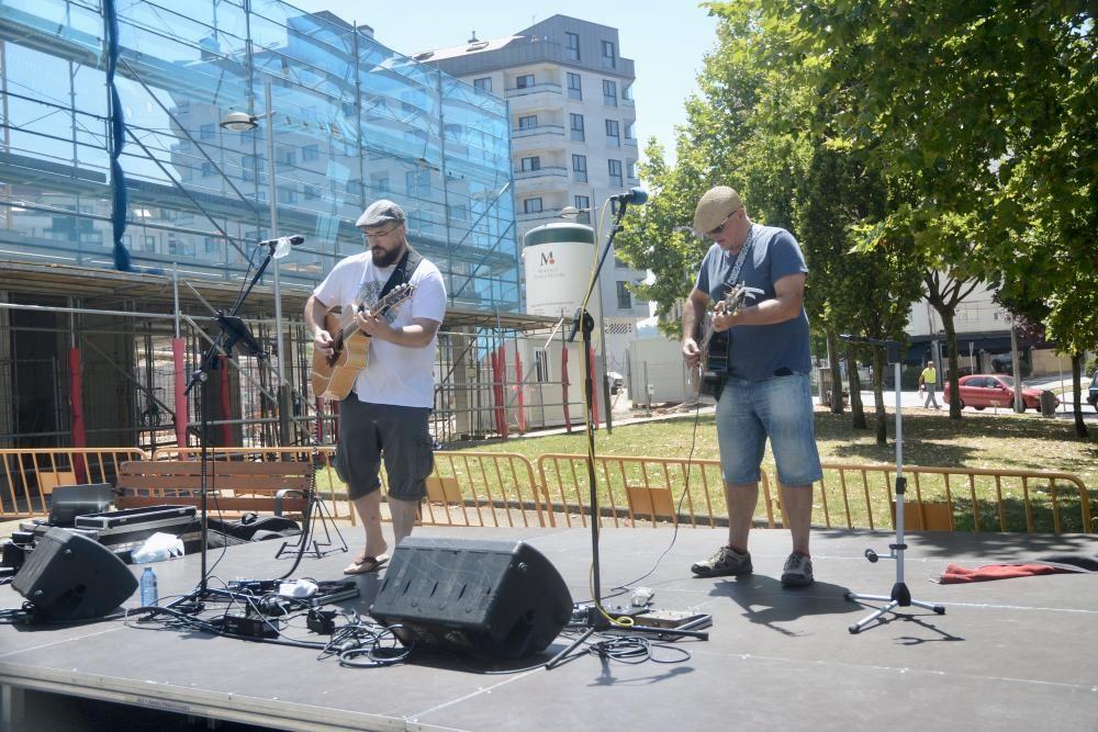 La música en vivo en pequeños concierto vuelve con Sondeaquí