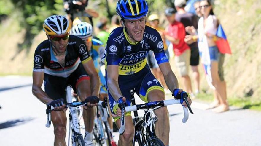 Muere el ex ciclista Chris Anker Sorensen