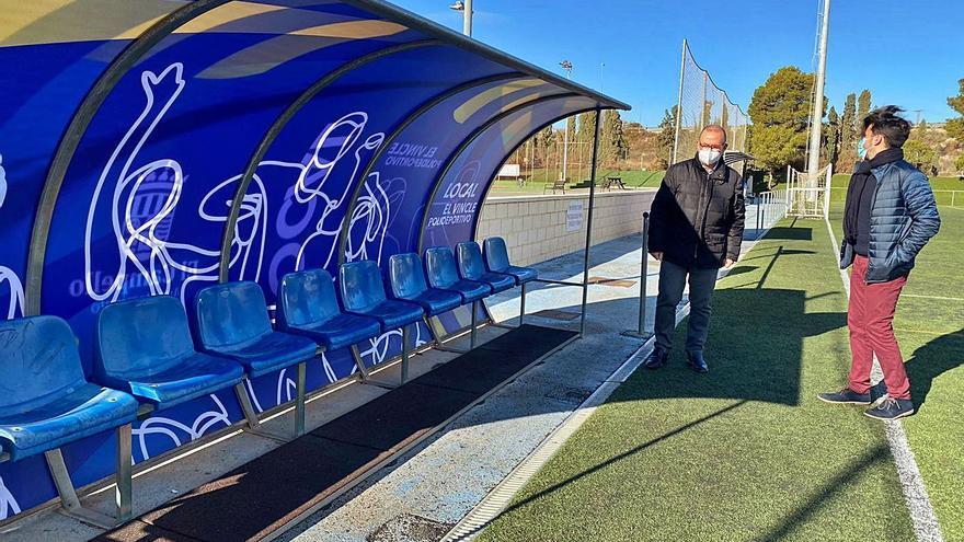 El Campello invertirá 1,5 millones en reformar sus tres polideportivos