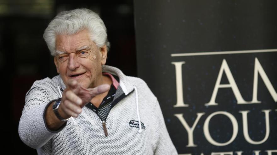 Mor als 85 anys David Prowse, l'actor que va interpretar Darth Vader