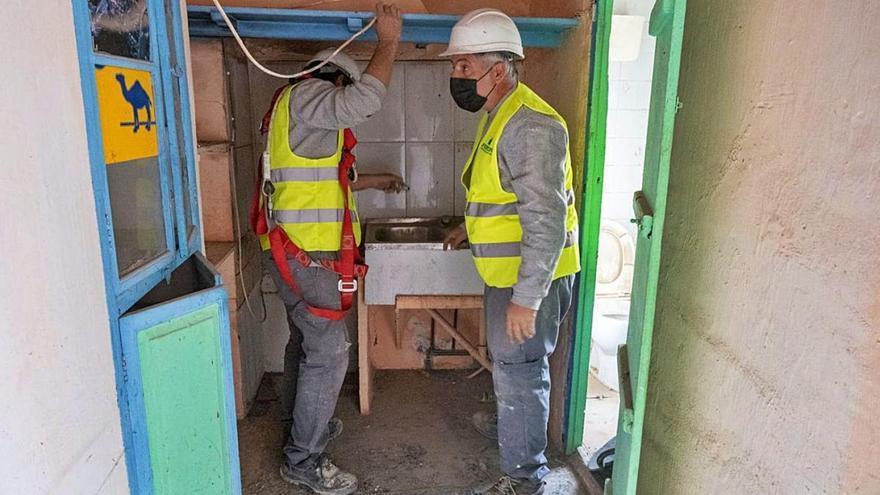Arrancan las obras de rehabilitación de la casa-museo de Isaac Peral