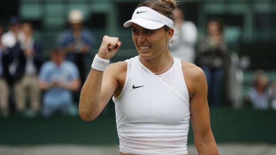 Èpica remuntada de Badosa contra Linette per assegurar-se els vuitens de Wimbledon