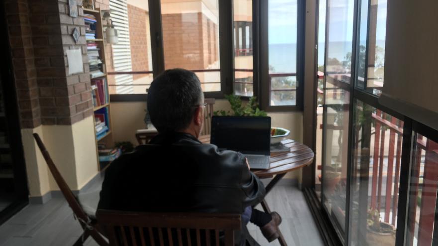 Vecinos del litoral sur de Benicàssim urgen mejoras en la red de internet
