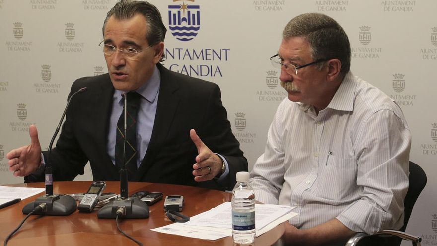 El Tribunal de Cuentas obliga a Torró, Reig y Morant a devolver 560.095 euros al Ayuntamiento de Gandia