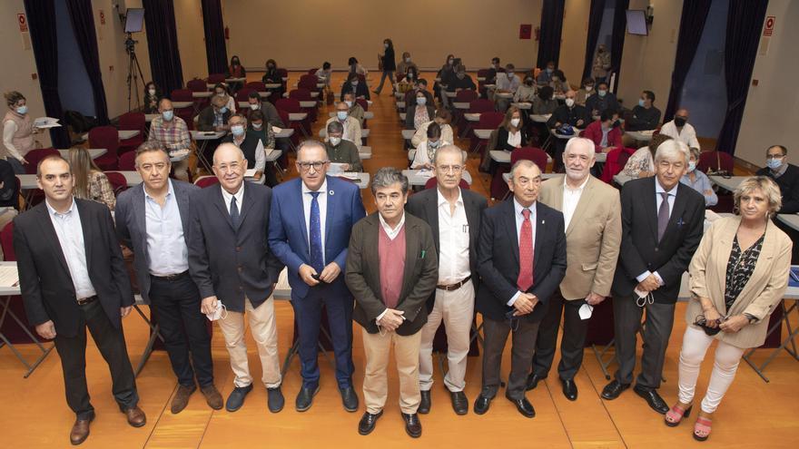 La Diputación de Córdoba se convierte en espacio de debate sobre la reforma legislativa urbanística