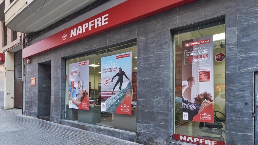 Mapfre crece en Aragón un 8,1 % hasta junio con más de 103 millones de euros