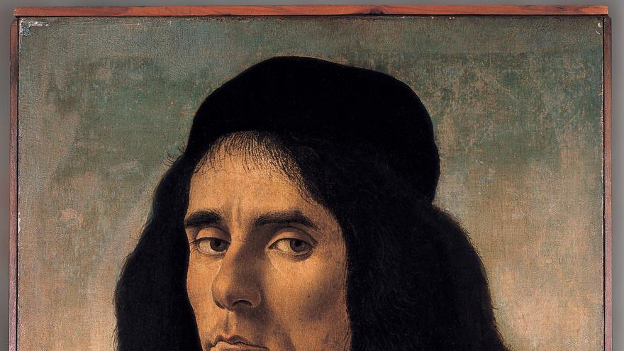 València exhibirá el único retrato hecho por Botticelli que hay en España