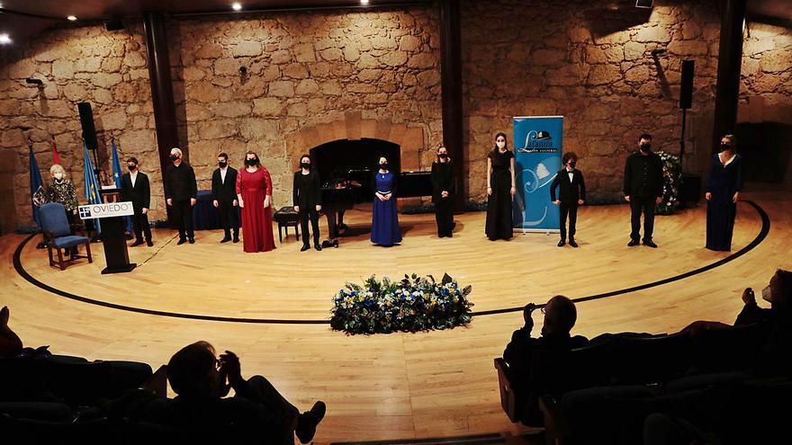 Concierto de promesas en Oviedo: el futuro de la lírica se escribe en verso