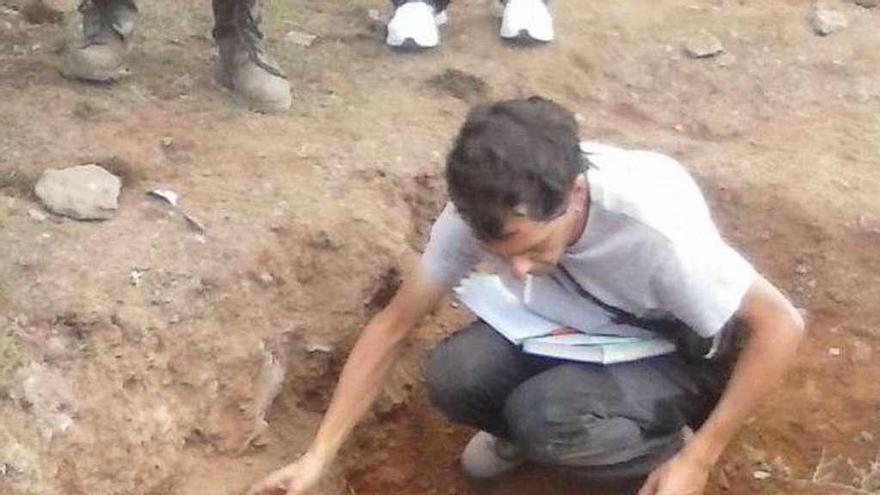 Cultura ya tramita el permiso para la exhumación de la fosa de Parasimón