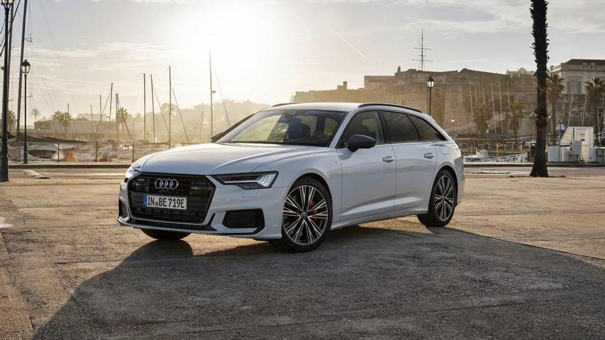 Llega el Audi A6 Avant en versión híbrida enchufable: 51 km de autonomía y 367 cv