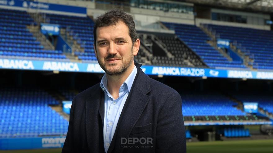 Miguel Juane, nombrado secretario del consejo del Deportivo