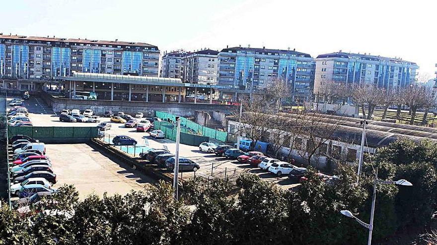 Ponteareas amplía el aparcamiento de Granitos hasta las 133 plazas de coche