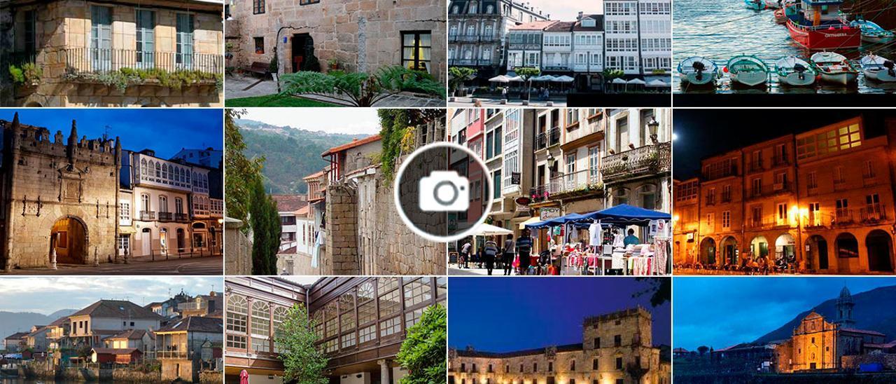 Pueblos y rincones mágicos en Galicia