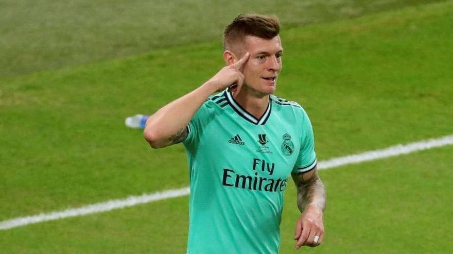 Kroos, remedio anti-Barça