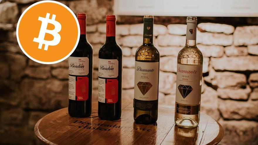 Bodegas Franco-Españolas permet comprar els seus vins amb bitcoins