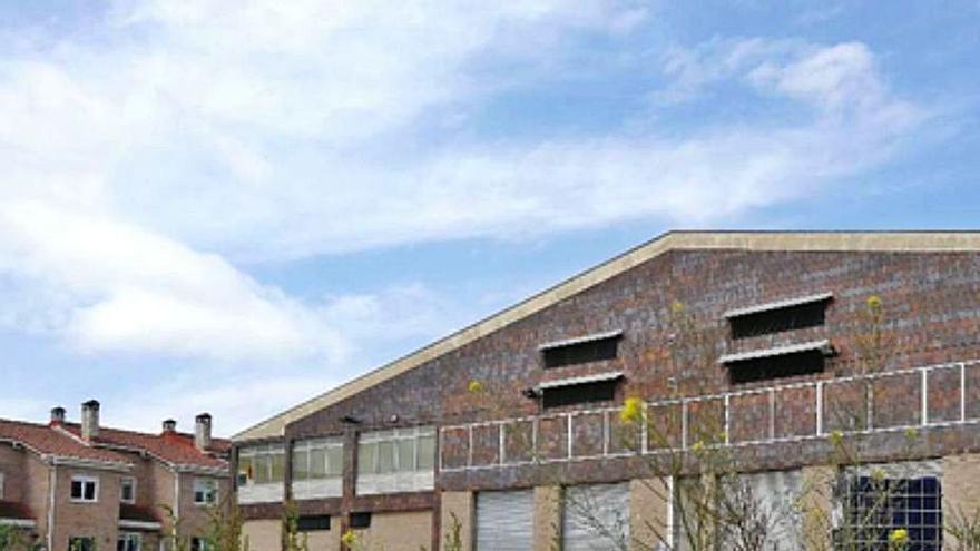El nuevo almacén de materiales del Pinar, en Benavente, abrirá el próximo año