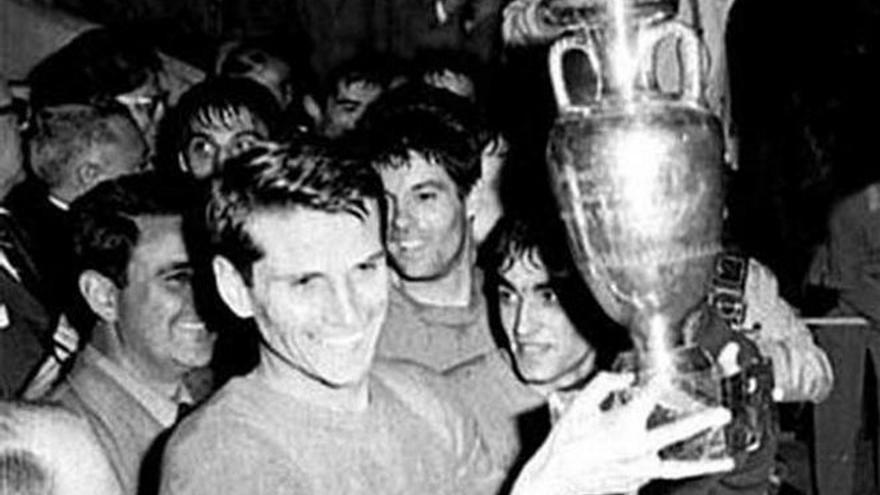 Historia de la Eurocopa: 1968, la única Eurocopa de Italia