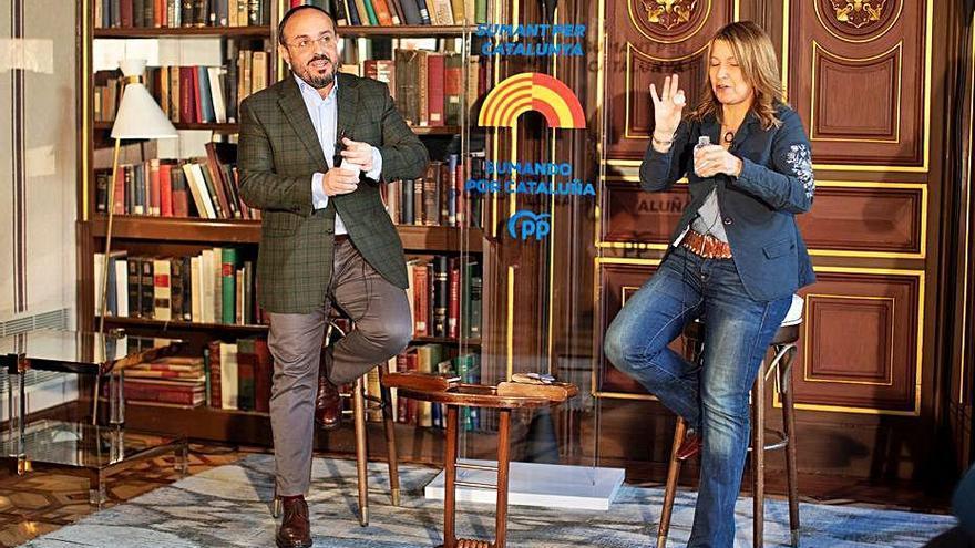 El PP fitxa Eva Parera, edil del grup de Manuel Valls a Barcelona