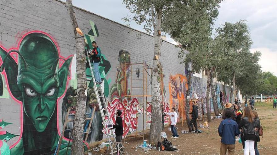 El arte del grafiti