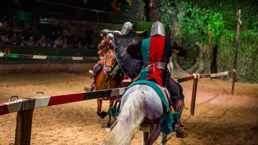 """El castillo de Alfaz recupera el 6 de abril el espectáculo """"Robin Hood"""""""