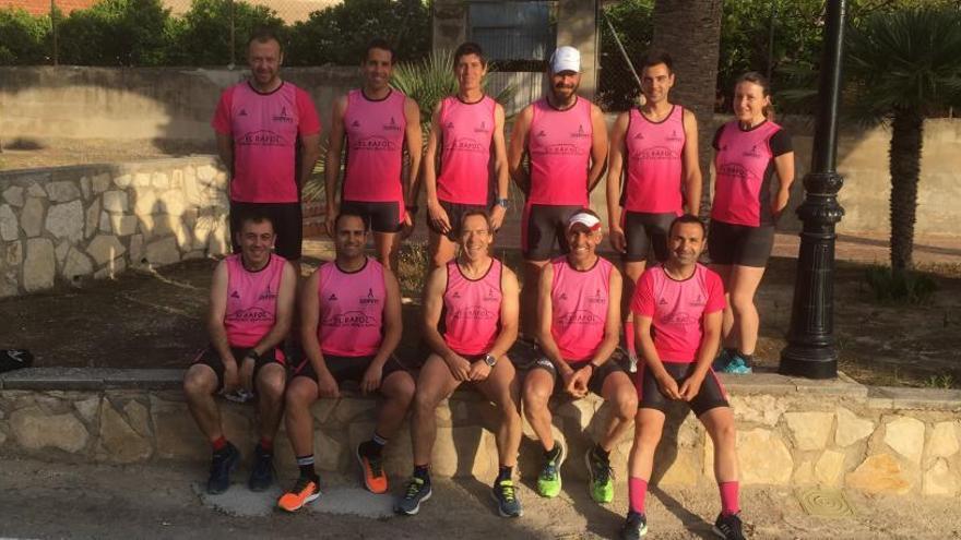 El Ràfol aterriza en la Media Maratón de Almansa con una histórica participación de corredores del 5,8%