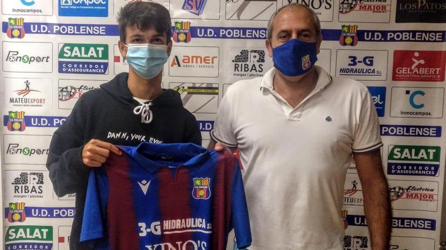 El Poblense incorpora al sub-23 Thomas Giaquinto