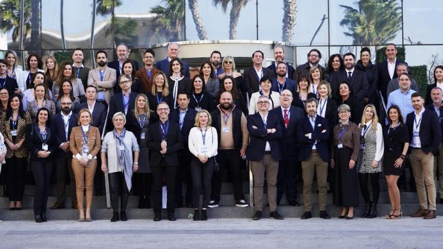 Percent Servicios Inmobiliarios celebra su convención anual en València