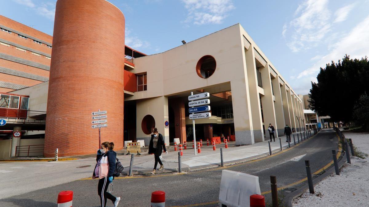 Los mejores del MIR optan por el hospital Virgen de la Arrixaca de Murcia