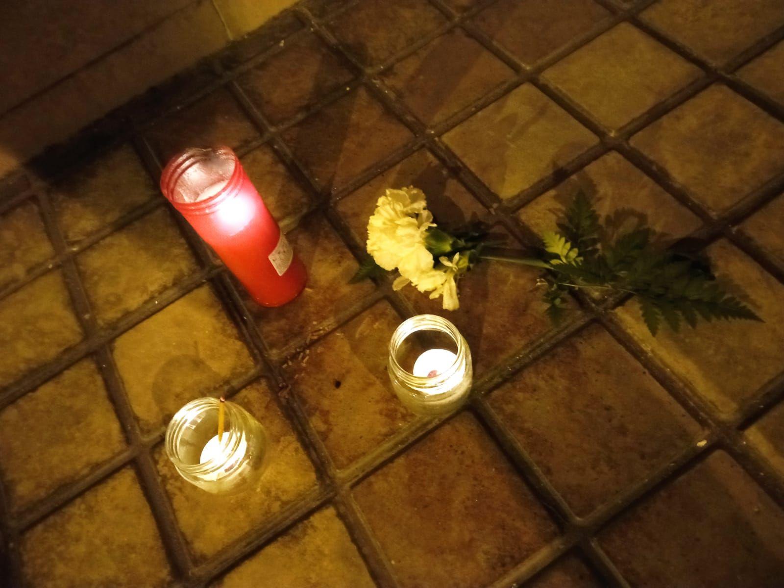 Luto por el migrante fallecido en Albareda