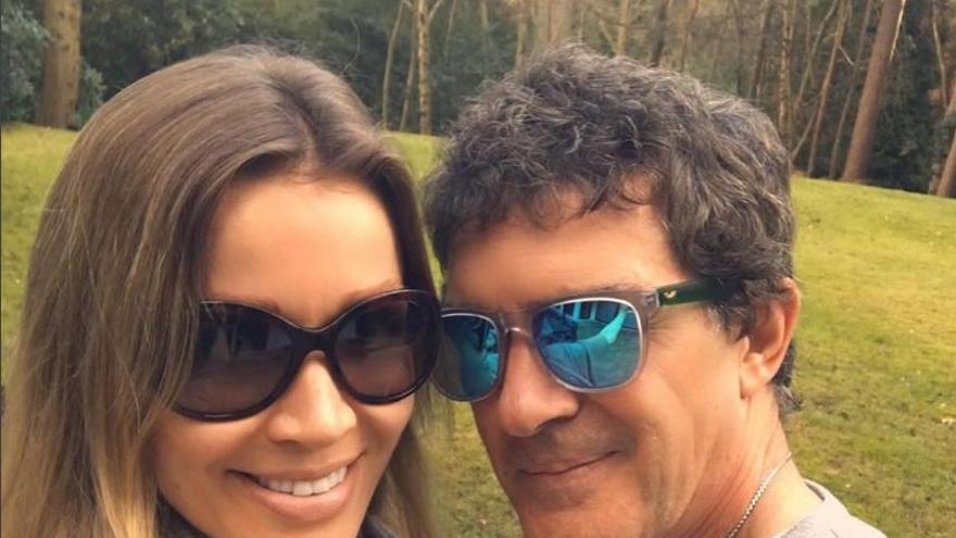 Antonio Banderas vende su casa para volver definitivamente a España