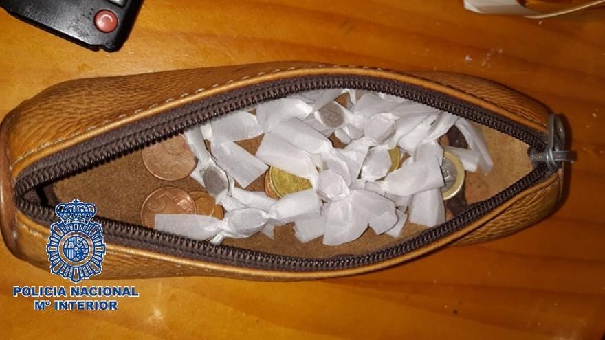 Detenido en Málaga por vender caramelos de hachís a jóvenes por solo un euro