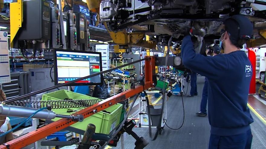 La fábrica 4.0 del sector auto generó 4.500 empleos en Galicia en cuatro años