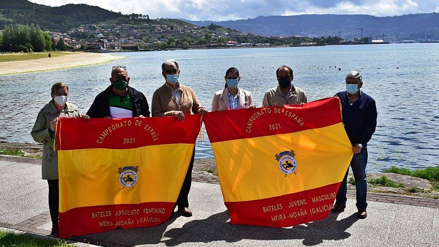 Meira reúne a 37 clubes y 78 barcos en pos de la gloria