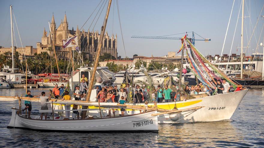 Las cofradías de pescadores suspenden las procesiones marineras de Sant Pere