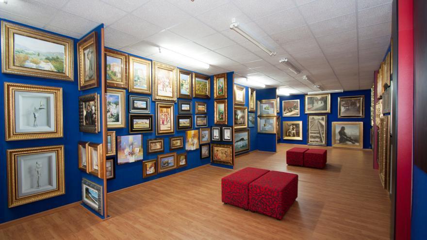 Si eres interiorista y buscas obras de arte, Botticelli Art es tu lugar