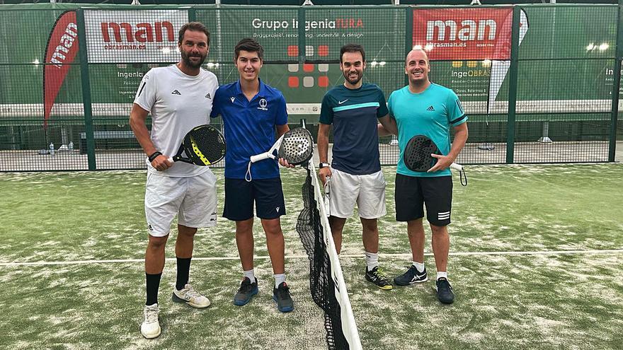 El Torneo Diario de Mallorca vive hoy su gran fiesta con el Pro