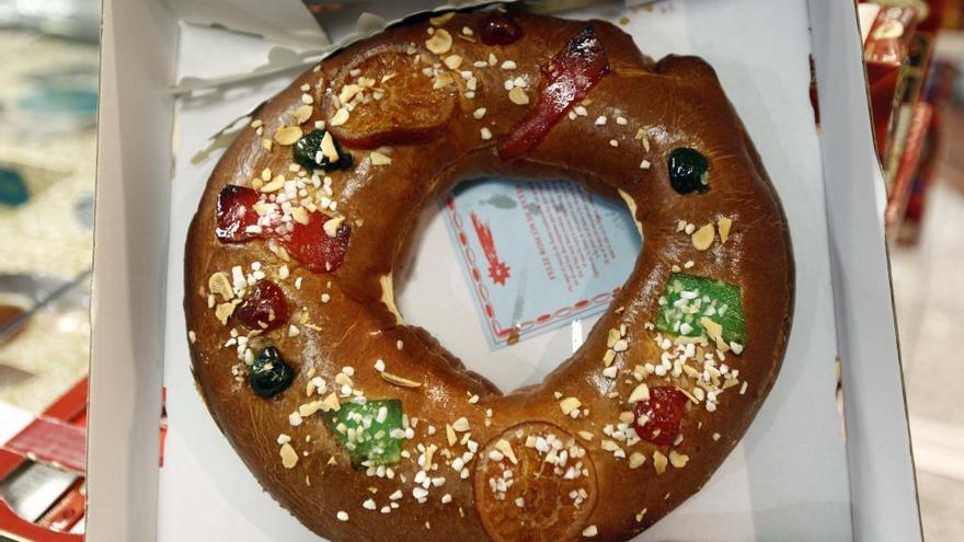 El roscón de nata de Dia se alza como el de mejor calidad precio este año